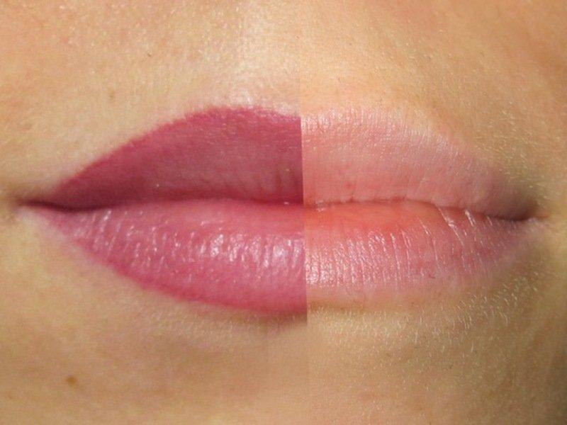 татуаж губ виды фото некоторых проблем жизни