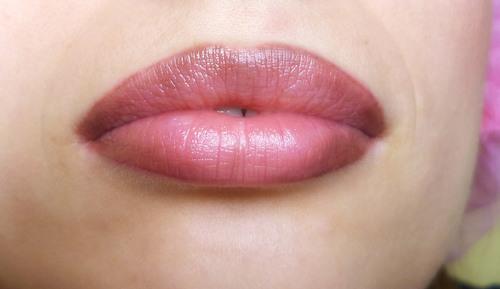 Татуаж губ