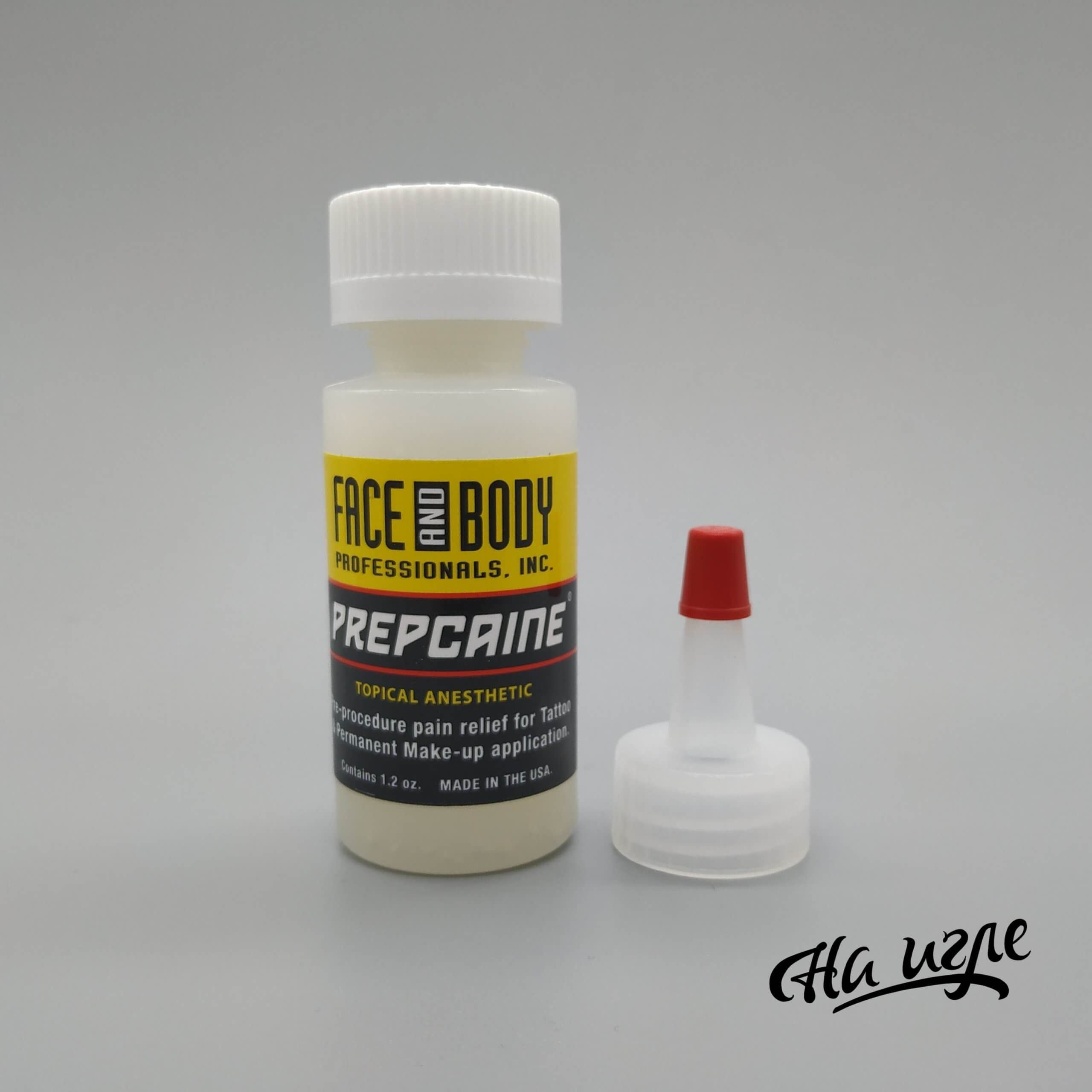 PREPCAINE by Face and Body